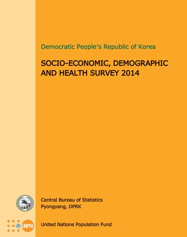Socio-economic demographic and health survey