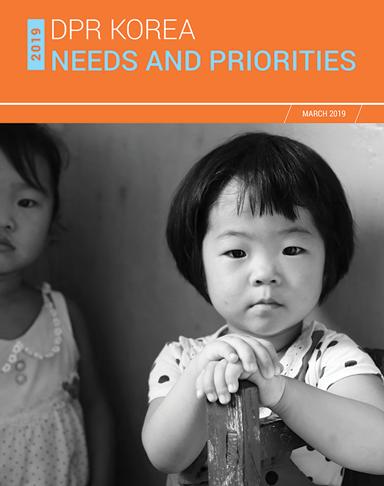 DPR Korea Needs and Priorities 2019