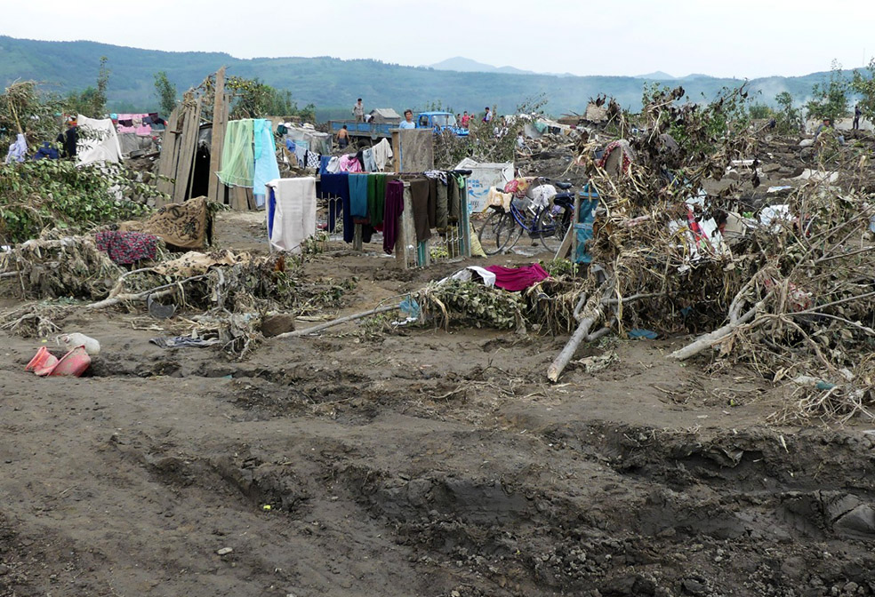 North Hamgyong Floods 2016