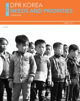 DPR Korea Needs and Priorities Overview 2017