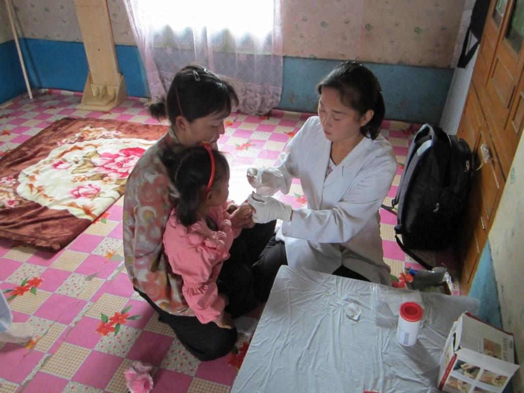 Vaccines DPRK