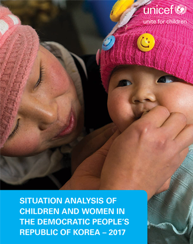 Situation Analysis of Women and Children DPRK in 2017