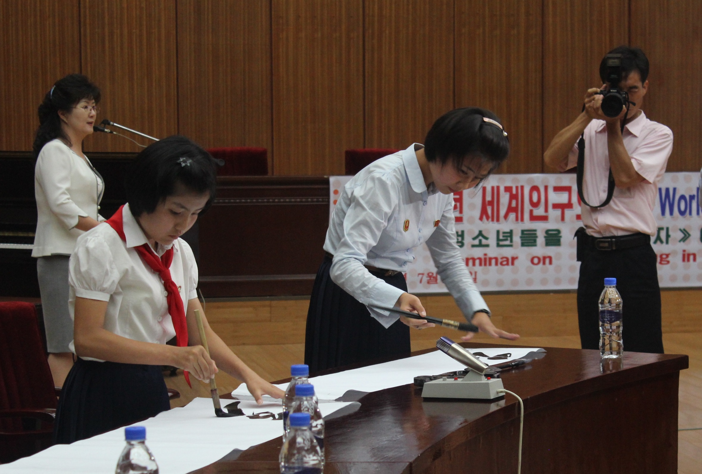 DPR Korea advocates for investing in teenage girls on World Population Day